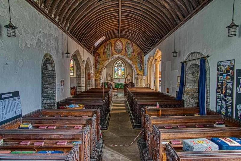 Mortehoe Church of St Mary Magdalene, North Devon
