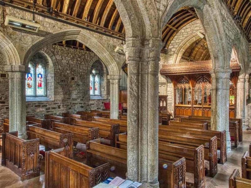 Lydford Church of St Petrock