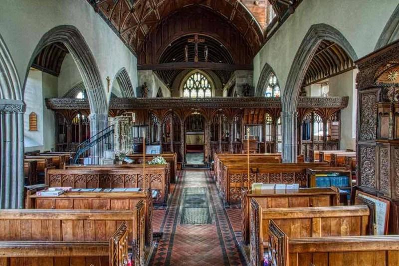 Swimbridge Church of St James