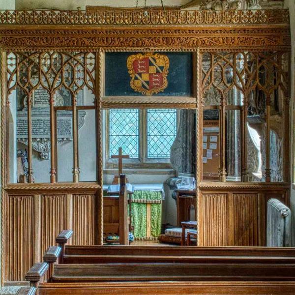 Membury Church of St John the Baptist