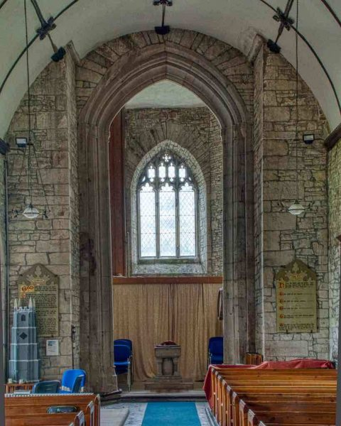 Bishop's Nympton Church of St Mary, North Devon