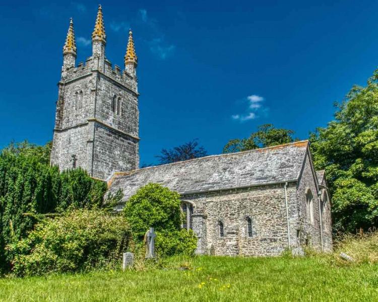 Bradstone Church of St Nonna West Devon