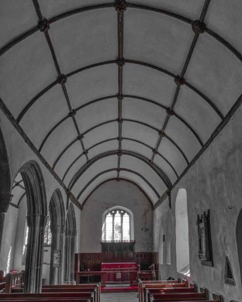 Bradstone Church of St Nonna