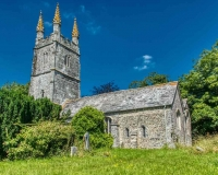 Bradstone Church of St Nonna West Devon