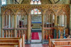 Bridford Church of St Thomas A Becket, Mid Devon