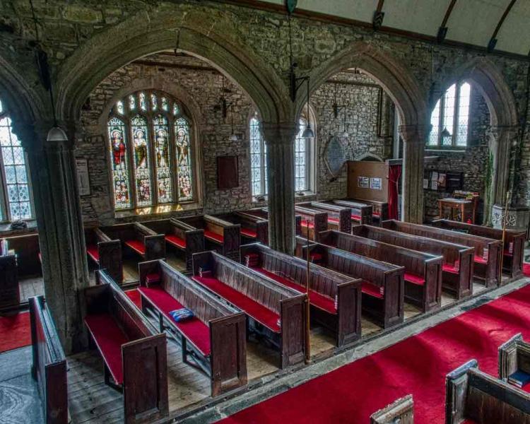 Broadwoodwidger Church of St Nicholas, West Devon