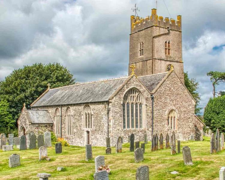 Burrington Church of the Holy Trinity, Mid Devon