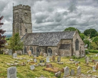 Cornworthy Church of St Peter South Devon