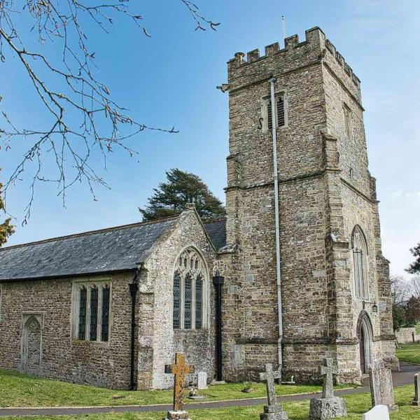 Dalwood Church of St Peter, East Devon