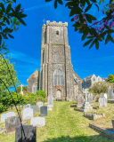 East Allington Church of St Andrew, South Devon