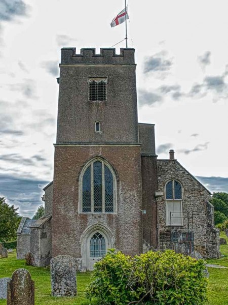 Gittisham Church of St Michael