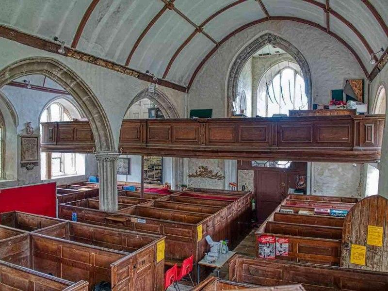 Gittisham Church of St Michael East Devon