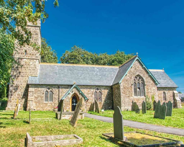 Halwill Church of St Peter and St James