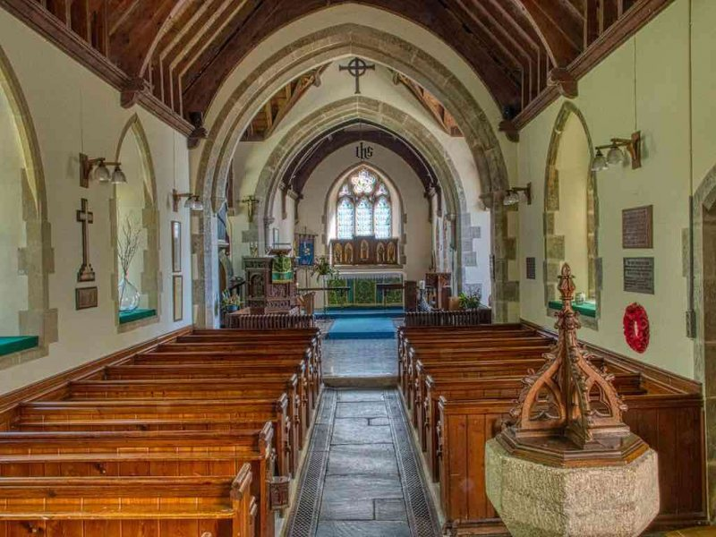 Halwill Church of St Peter and St James, West Devon