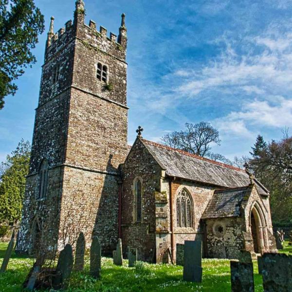 Huish Church of St James the Less, Mid Devon