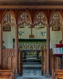 Instow Church of St John the Baptist, North Devon