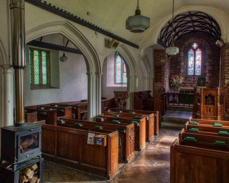 Kennerleigh Church of St John the Baptist, Mid Devon