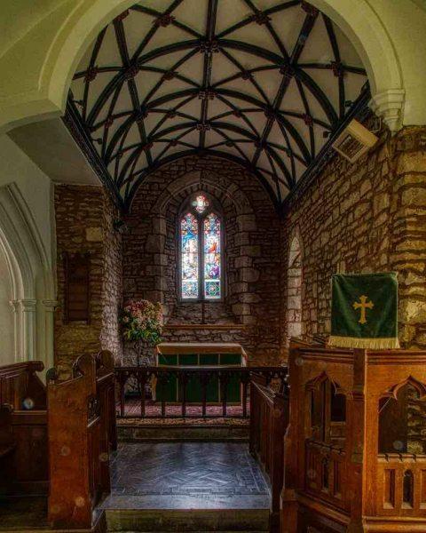 Kennerleigh Church of St John the Baptist
