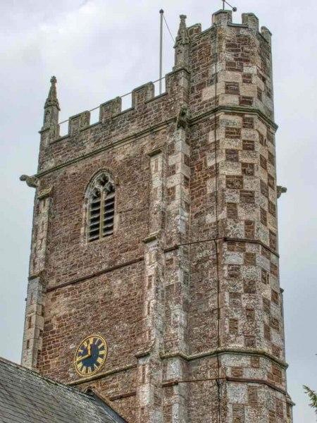 Kentisbeare Church of St Mary, East Devon