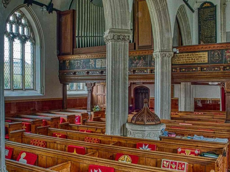 Kentisbeare Church of St Mary