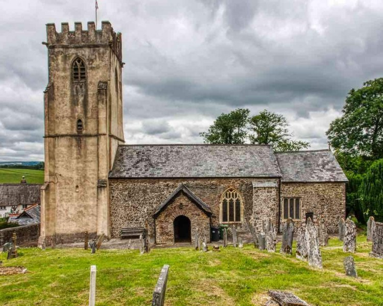 Knowstone Church of St Peter