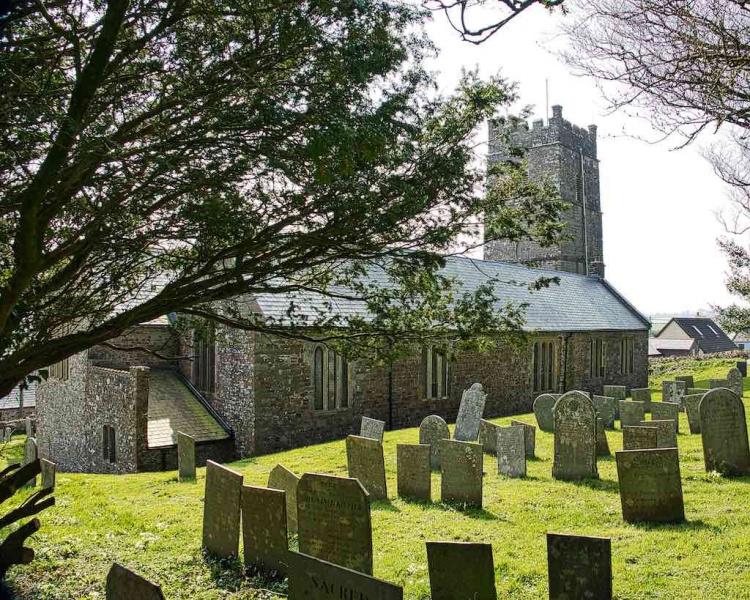 Langtree Church of All Saints, West Devon