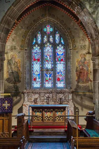 Little Torrington Church of St Giles, Mid Devon