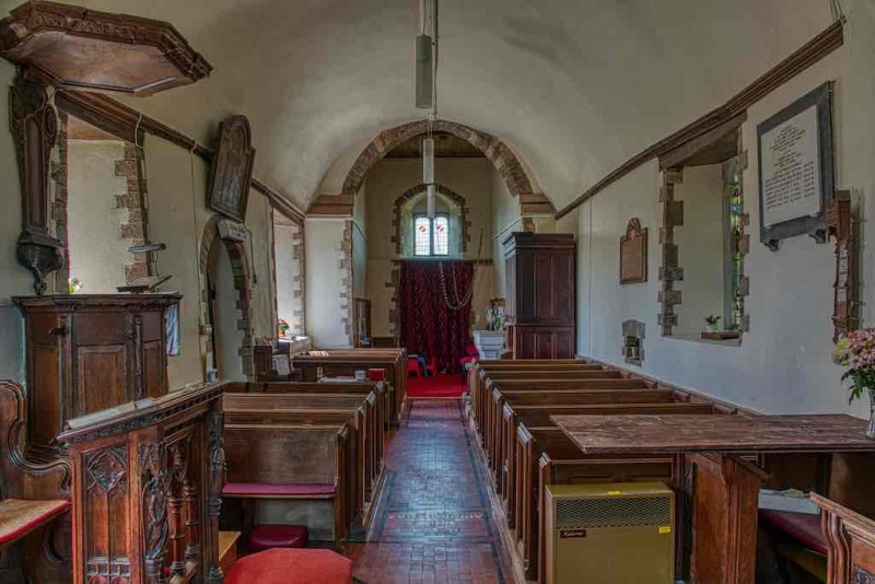 Loxbeare Church of St Michael and All Angels, Mid Devon