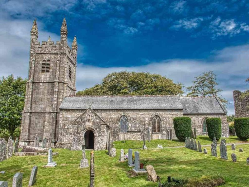 Lydford Church of St Petrock, West Devon
