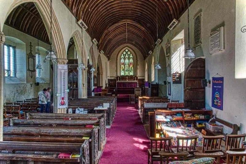 Marwood church of St Michael, North Devon