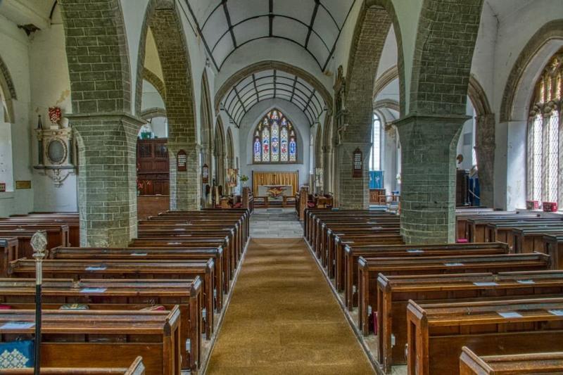 Modbury Church of St George, South Devon
