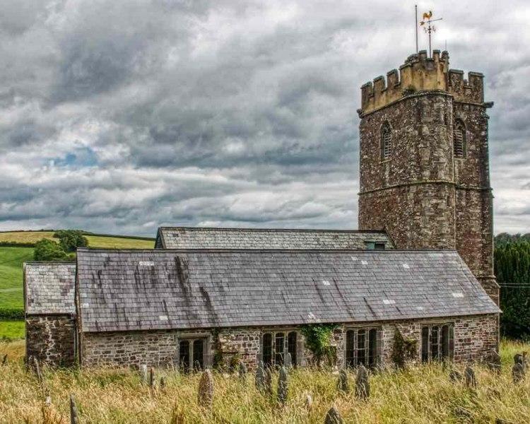 Molland Church of St Mary