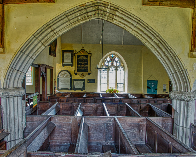 Molland Church of St Mary, North Devon