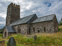 Molland Church of St Mary, North Devon