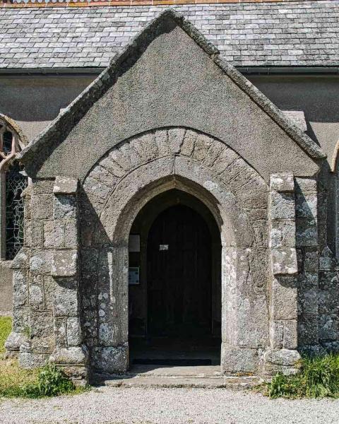 North Bovey Church of St John the Baptist