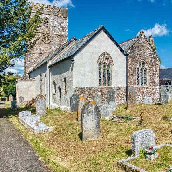 Church-Chancel-Exterior-Windows-West-Tower-15th-Century-Medieval-Rackenford