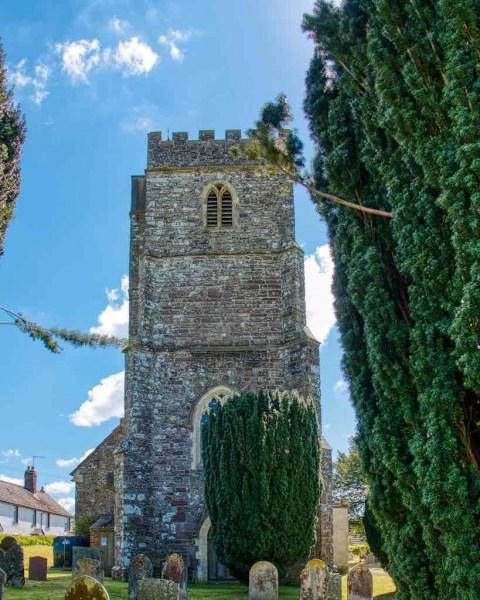 Church-West-Tower-Exterior-15th-Century-Medieval-Rackenford