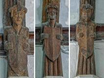 Wood-Carving-Plain-Angel-15th-Century-Medieval-Rackenford