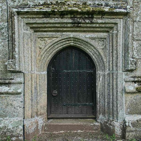 Sampford Courtenay Church of St Andrew