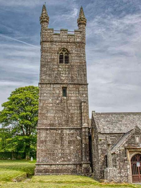 Sheepstor Church of St Leonard