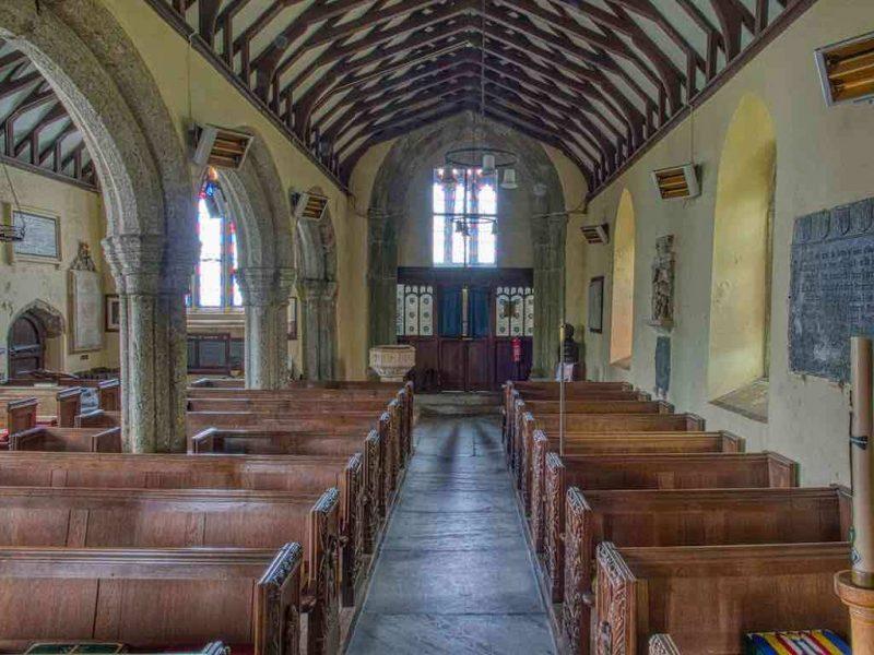 Sheepstor Church of St Leonard, West Devon