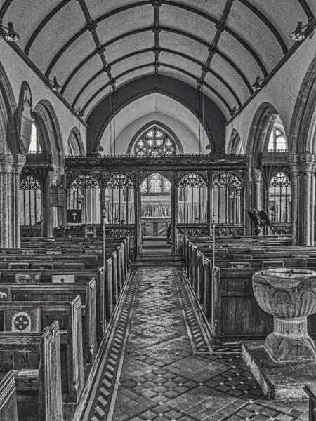 South Pool Church of St. Nicholas and St. Cyriac