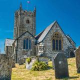 South Pool Church of St. Nicholas and St. Cyriac, South Devon