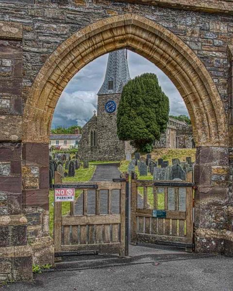 Swimbridge Church of St James, North Devon