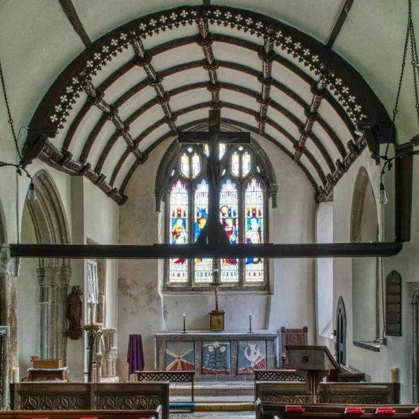 Throwleigh Church of St. Mary The Virgin, Mid Devon