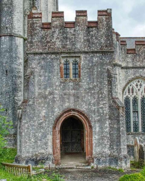 Church-Exterior-Porch-Devon-15th-Century-Medieval-Torbryan