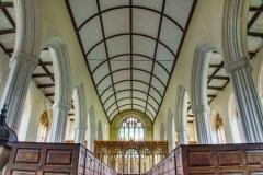 Torbryan Church of The Holy Trinity South Devon