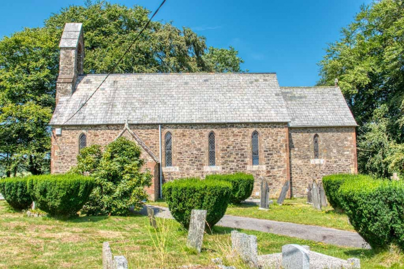 Virginstowe Church of St Bridget, West Devon