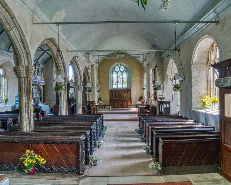 Woolfardisworthy Church of All Hallows