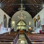 Braunton Church Medieval Nave